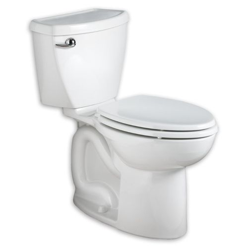Cadet 3 Elongated 1.28 gpf Two-Piece Toilet in White
