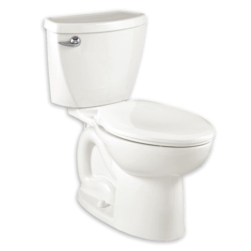 """Cadet 3 Elongated 1.6 gpf 28.31"""" Long Two-Piece Toilet in White"""