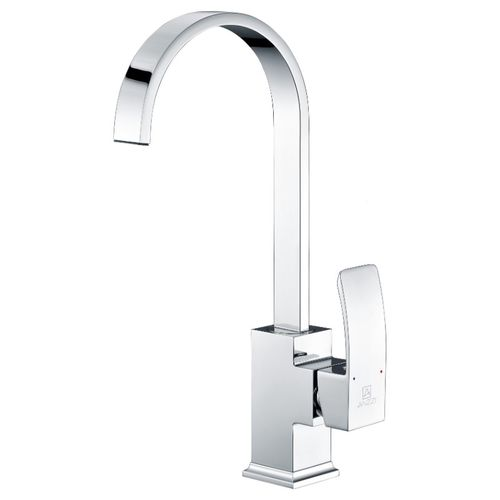 Opus Single-Handle Kitchen Faucet in Polished Chrome