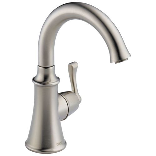 Delta Traditional Bar Kitchen Faucet in Stainless - 1914-SS-DST