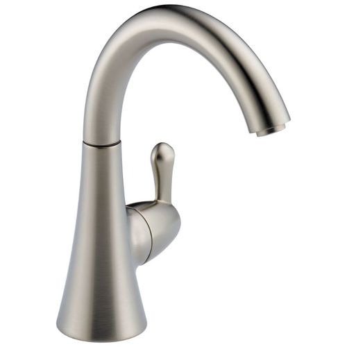 Delta Transitional Bar Kitchen Faucet in Stainless - 1977-SS-DST