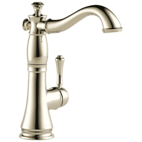 Delta Cassidy Bar Kitchen Faucet in Polished Nickel - 1997LF-PN