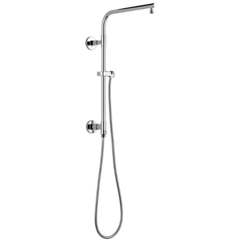 Universal Showering Components Shower Column in Chrome