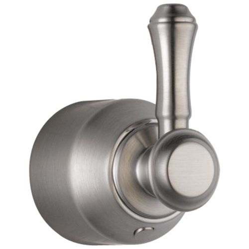 Cassidy Single Lever Handle Transfer Trim in Stainless