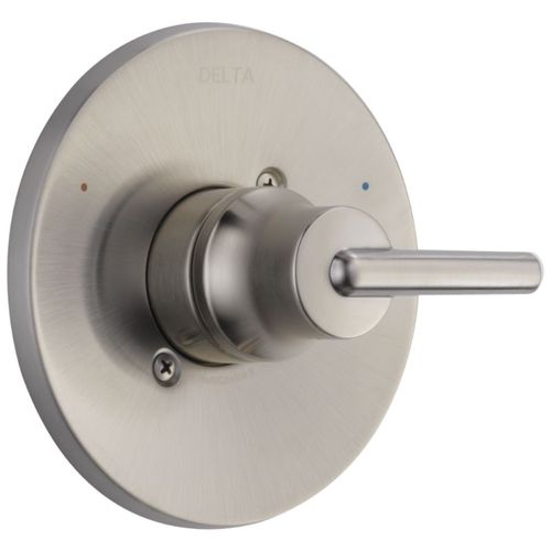 Trinsic Single-Handle Tub & Shower Valve in Stainless