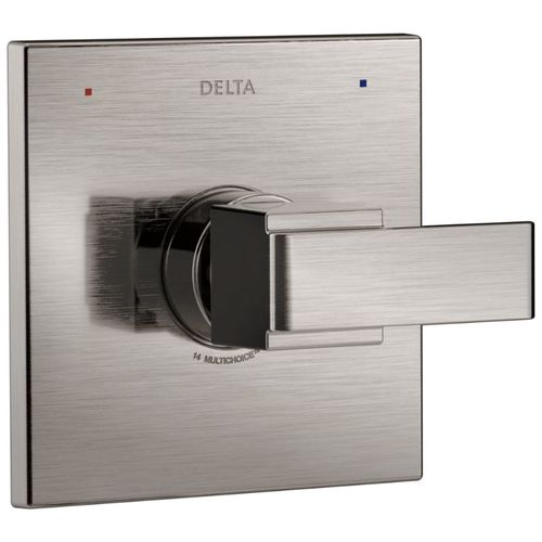 Ara Single-Handle Tub & Shower Valve in Stainless
