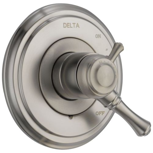 Cassidy Single-Handle Control Trim in Stainless