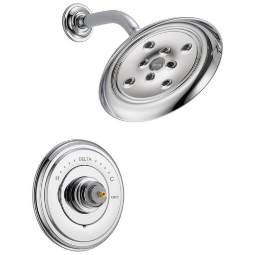Cassidy Shower Only in Chrome - Less Handle
