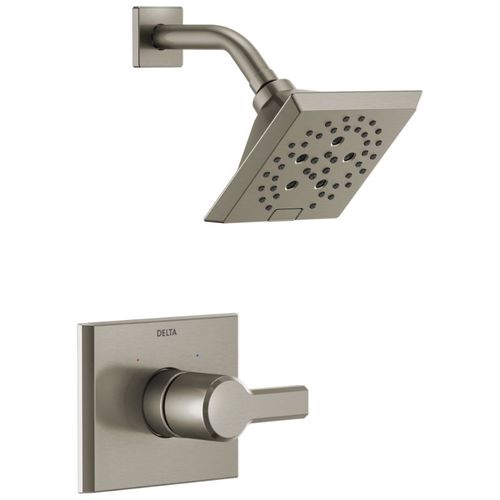Pivotal Single-Handle Shower Only in Stainless
