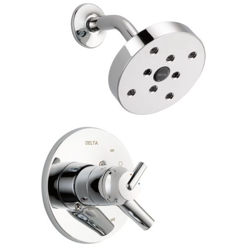 Trinsic Single-Handle Shower Only in Chrome with Volume & Temperature Control
