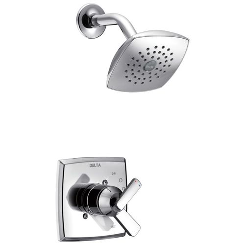 Ashlyn Single-Handle Shower Only in Chrome with Volume & Temperature Control
