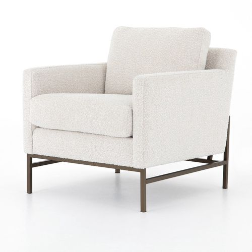 """Vanna Chair in Knoll Natural (29.5"""" x 34"""" x 32.5"""")"""