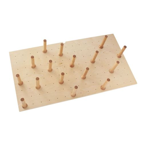 Natural Maple Pegboard Insert
