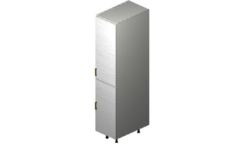 """Marquis White Pine Tall Cabinet - 1 Full-Height Door (15 x 71.25 x 24"""")"""""""""""