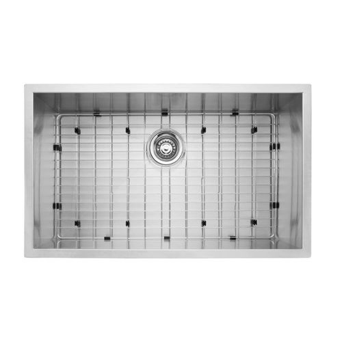 """Cana 32"""" Sink Grid in Stainless Steel"""