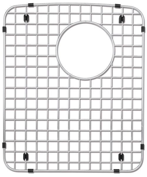 "Diamond Stainless Steel Sink Grid - Stainless Steel (15.31"" x 12.75"")"