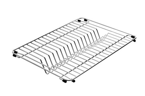 """Stainless Steel Dish Rack 17"""" x 12"""""""