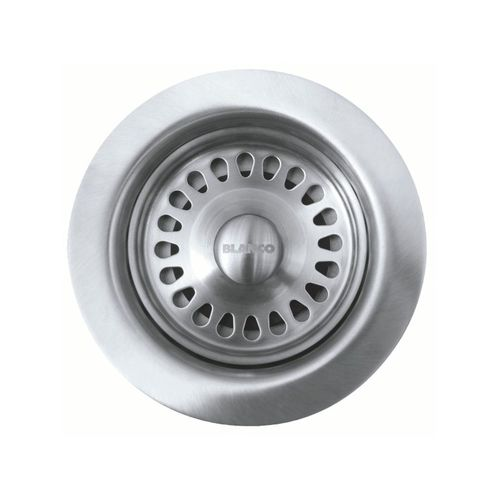 """Blanco 3.5"""" Basket Strainer in Stainless"""