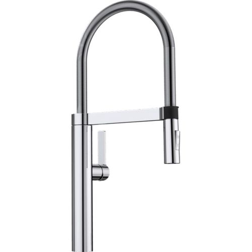 Culina Pull-Down Kitchen Faucet in Polished Chrome