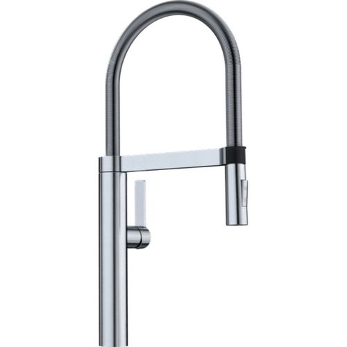 Culina Pull-Down Kitchen Faucet in Satin Nickel