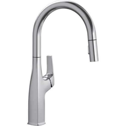 Rivana Pull-Down Kitchen Faucet in Stainless