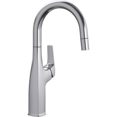 Rivana Bar Kitchen Faucet in Stainless