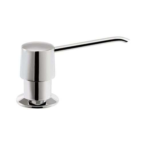Transitional Soap Dispenser Kitchen Faucet Accessory in Polished Chrome