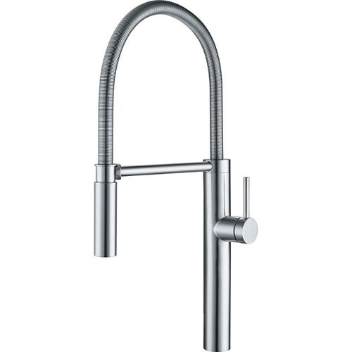 Pescara Pull-Down Kitchen Faucet in Chrome