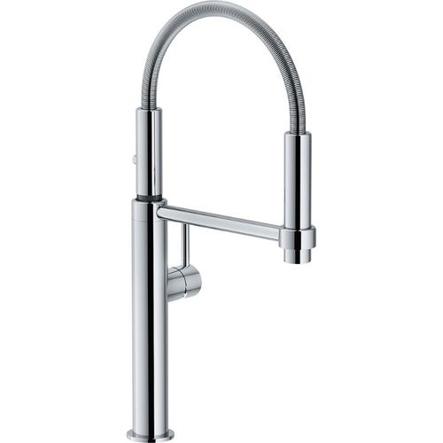 Pescara Pre-Rinse Kitchen Faucet in Polished Nickel