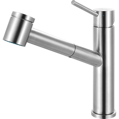 franke faucet in stainless steel