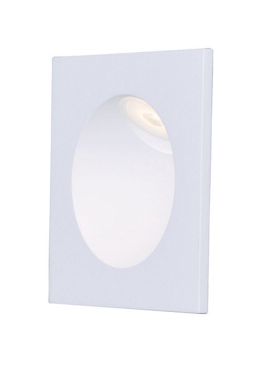 """Alumilux Pathway 3.25"""" 1-Light Outdoor Wall Mount - White"""