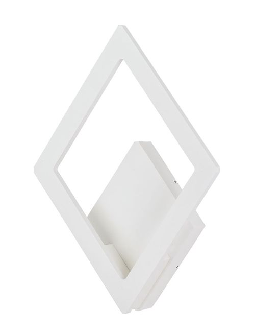 """Alumilux Sconce 10"""" Single Light Outdoor Wall Mount Light in White"""