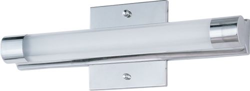"""Wand 14"""" Polished Chrome Vanity Lighting with PCB Integrated LED"""