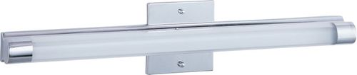 """Wand 24"""" Polished Chrome Vanity Lighting with PCB Integrated LED"""