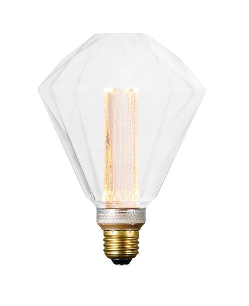 Dimmable LED Light Bulb - Clear