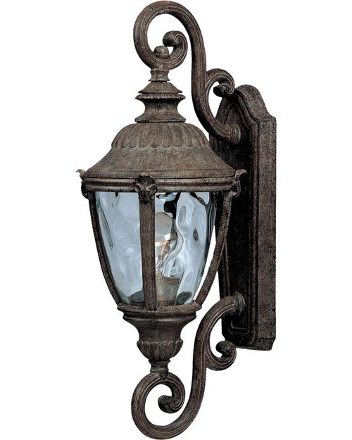 "Morrow Bay VX 7.75"" 1-Light Outdoor Wall Mount - Earth Tone"