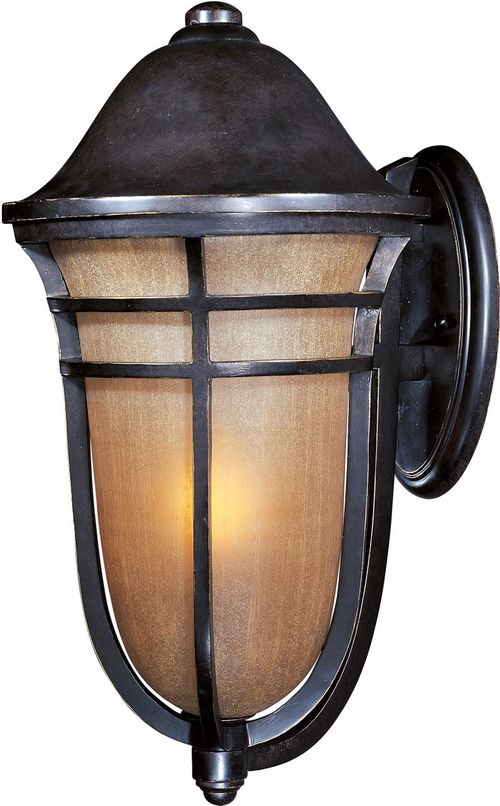 "Westport VX 13"" 1-Light Outdoor Wall Mount - Artesian Bronze"