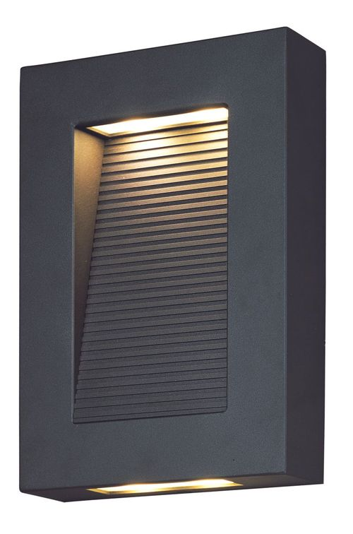 """Avenue 10"""" 2 Light Outdoor Wall Sconce in Architectural Bronze"""