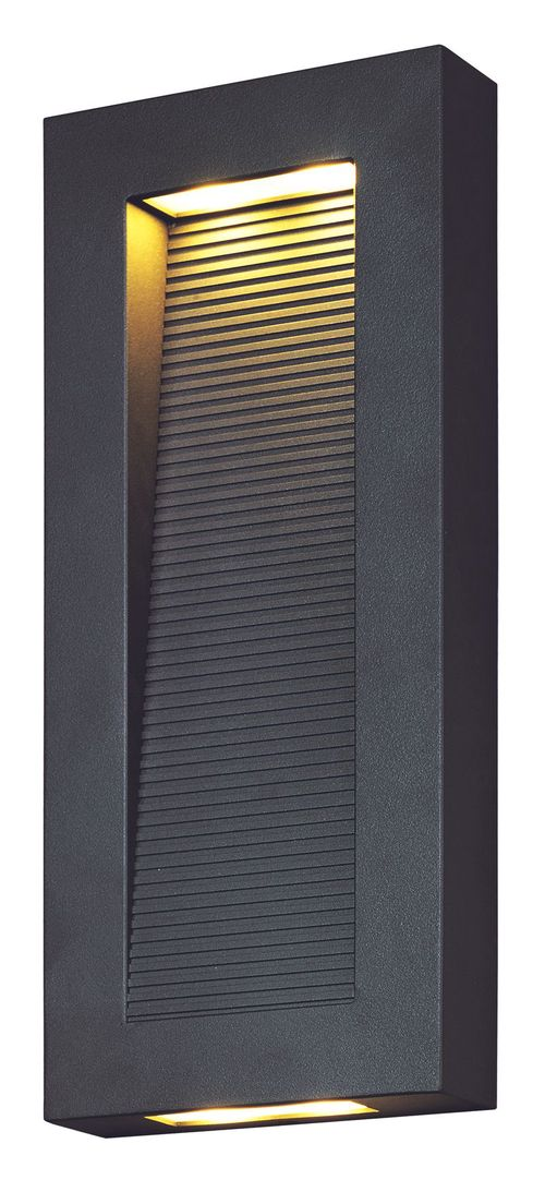 """Avenue 7"""" 2-Light Outdoor Sconce - Architectural Bronze"""