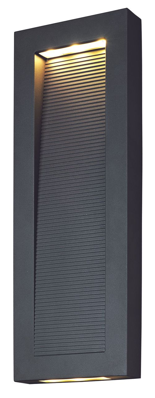 """Avenue 8"""" 2-Light Outdoor Sconce - Architectural Bronze"""