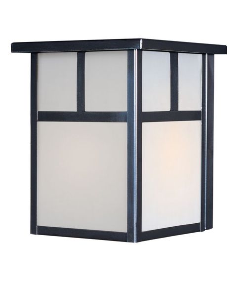"""Coldwater 6"""" 1-Light Outdoor Sconce - Black"""