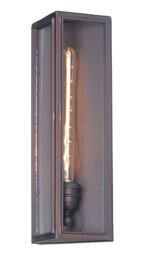 """Pasadena 6.5"""" 1-Light Wall Sconce - Oil Rubbed Bronze"""