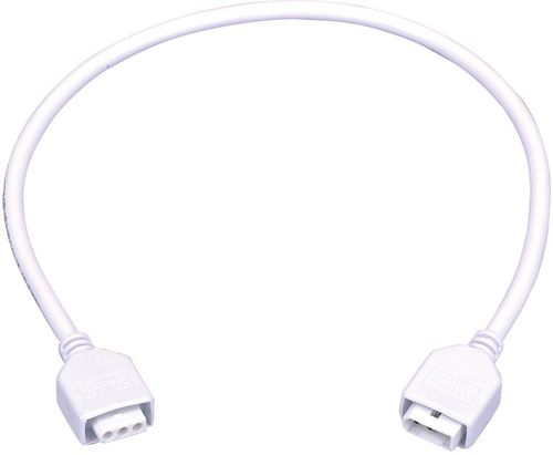 """CounterMax MXInterLink5 18"""" Under Cabinet Accessory Connecting Cord in White"""