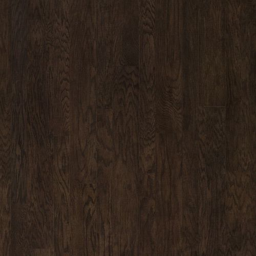 "American Oak 78"" Quarter Round Hardwood Trim - Leather"