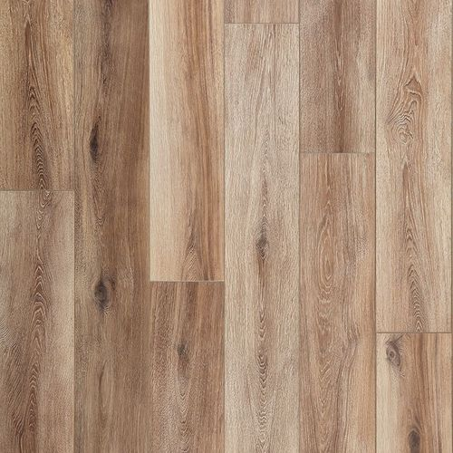 """Fairhaven 7.56"""" x 50.5"""" Brushed Natural Laminate Plank Flooring 21.22 sq. ft."""
