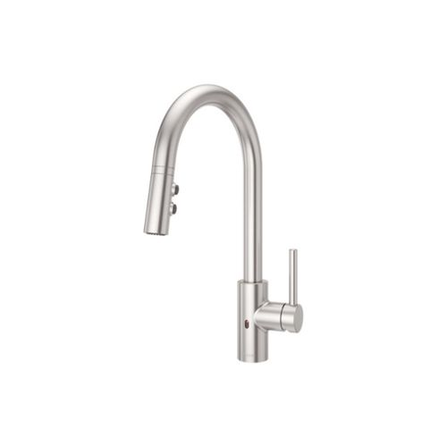 Stellen Touchless Pull-Down Kitchen Faucet in Stainless Steel