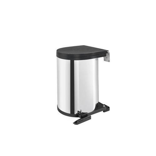 """8 Series Black Pivot-Out Waste Container Pull-Out Organizer (11.75"""" x 10.5"""" x 15.19"""")"""