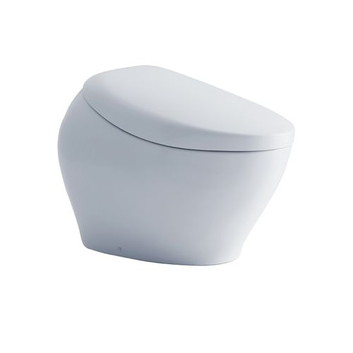 """Neorest Dual-Flush Toilet With Integrated Bidet Seat with Integrated Bidet Seat and eWater+ - Cotton White (31.5"""" x 23"""" x 18.44"""")"""