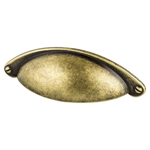 """Andante 4.06"""" Traditional Cup Zinc Cup Pull - Dull Bronze"""