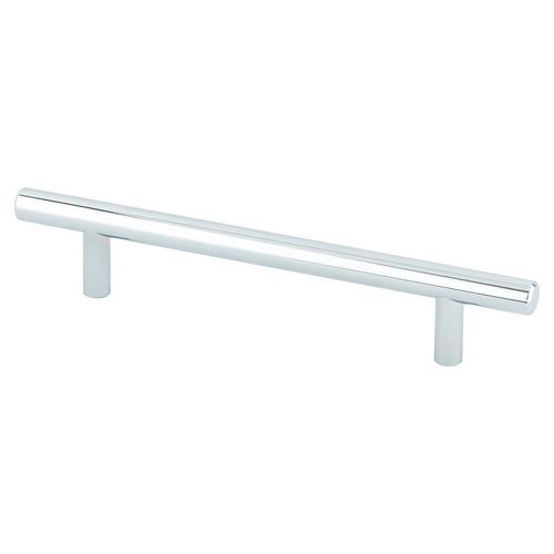 """Tempo 7.38"""" Transitional Steel Pull - Polished Chrome"""